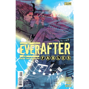 Everafter From the Pages of Fables (2016) #2 VF/NM Vertigo
