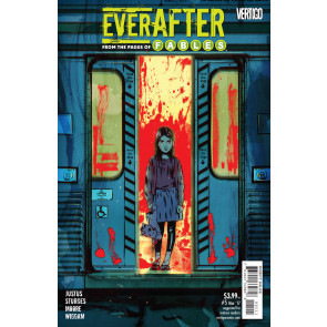 Everafter From the Pages of Fables (2016) #5 VF/NM Vertigo