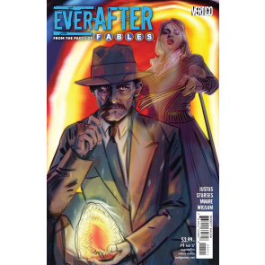 Everafter From the Pages of Fables (2016) #4 VF/NM Vertigo