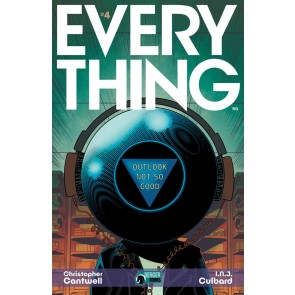 Everything (2019) #4 VF/NM Dark Horse Comics