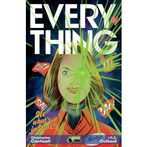 Everything (2019) #1 VF/NM Dark Horse Comics