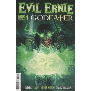 Evil Ernie: Godeater (2016) #1 VF/NM Ben Templesmith Cover A Chaos! Dynamite