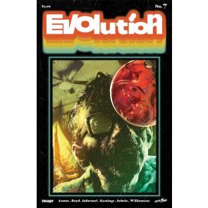 Evolution (2017) #7 VF/NM Image Comics
