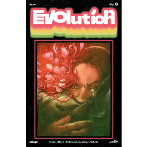 Evolution (2017) #9 VF/NM Image Comics