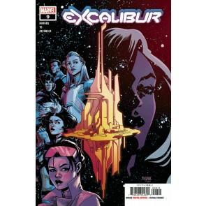 Excalibur (2019) #9 VF/NM Mahmud A. Asrar Cover