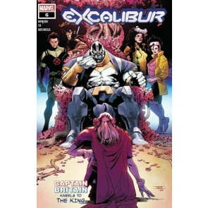Excalibur (2019) #'s 1 2 3 4 5 6 Complete VF/NM-NM Set