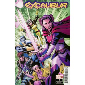 Excalibur (2019) #1 VF/NM Mike McKone 1:50 Variant Cover
