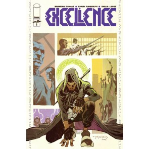 Excellence (2019) #'s 1 2 3 First 1st Printing Khary Randolph Covers Lot Image