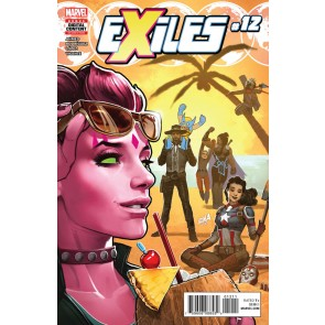 Exiles (2018) #12 VF/NM Blink Peggy Carter Final Issue