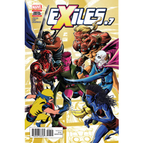Exiles (2018) #'s 1 2 3 6 7 8 VF/NM Near Complete Set Valkyrie