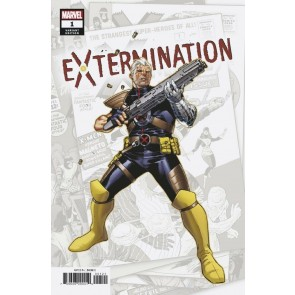 Extermination (2018) #1 of 5 VF/NM Oliver Coipel Cable Variant Cover