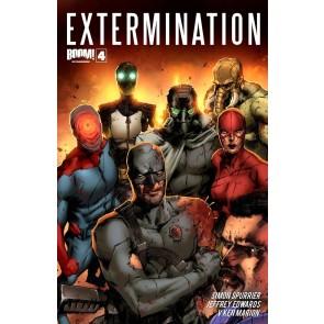 Extermination (2012) #4 VF+ Cover B Boom! Studios