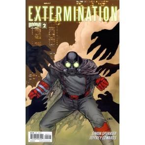 EXTERMINATION #2 JOHN CASSADAY COVER BOOM! STUDIOS