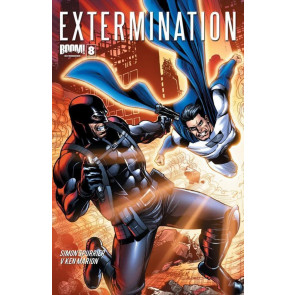EXTERMINATION #8 NM BOOM!