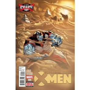 Extraordinary X-men (2015) #9 VF/NM Apocalypse Wars