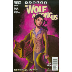 FABLES: THE WOLF AMONG US (2015) #11 VF+ - VF/NM VERTIGO