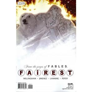 FAIREST #5 VF+ VERTIGO
