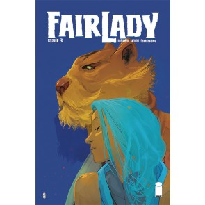 Fairlady (2019) #3 VF/NM Christian Ward Cover Image Comics