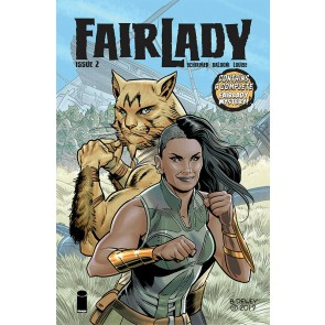Fairlady (2019) #2 VF/NM Benjamin Dewey Cover Image Comics