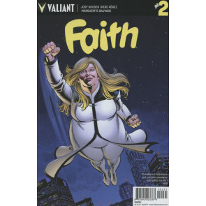 Faith (2016) #2 VF/NM Jerry Ordway & Jeromy Cox Cover C Valiant