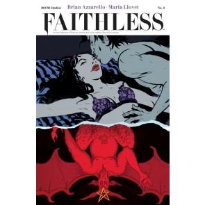 Faithless (2019) #3 VF/NM Brian Azzarello Paul Pope Cover Boom! Studios