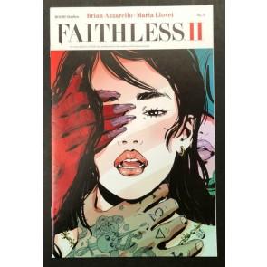 Faithless II (2020) #2 FN/VF Maria Llovet Cover Boom Studios