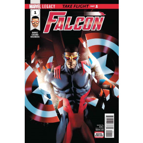 Falcon (2017) #1 VF/NM (9.0) or better Marvel Legacy Captain America
