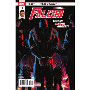 Falcon (2017) #3 VF/NM