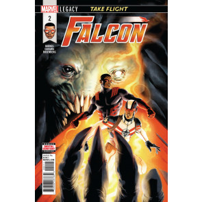 Falcon (2017) #'s 1 2 3 4 5 6 7 8 Complete VF/NM-NM Set