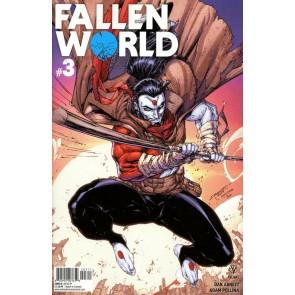 Fallen World (2019) #3 VF/NM Brett Booth Cover Valiant