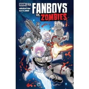 FANBOYS VS ZOMBIES #13 VF/NM BOOM!