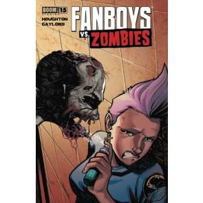 FANBOYS VS. ZOMBIES #15 VF/NM BOOM!