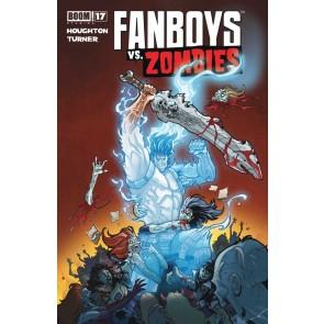 FANBOYS VS. ZOMBIES #17 VF+ - VF/NM BOOM!
