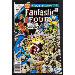 Fantastic Four Annual (1978) #13 VF- (7.5)