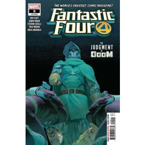Fantastic Four (2018) #9 (#654) VF/NM Esad Ribic Dr. Doom Cover