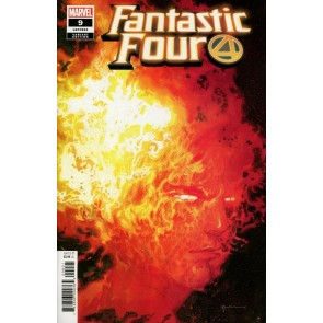 Fantastic Four (2018) #9 (#654) VF/NM Sienkiewicz Variant (Human Torch)