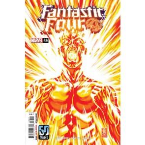 Fantastic Four (2018) #36 (#681) VF/NM Mark Brooks Cover