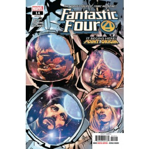 Fantastic Four (2018) #14 (#659) VF/NM Mike Deodato Jr Cover