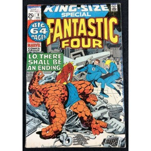 Fantastic Four Annual (1971) #9 VG/FN (5.0)