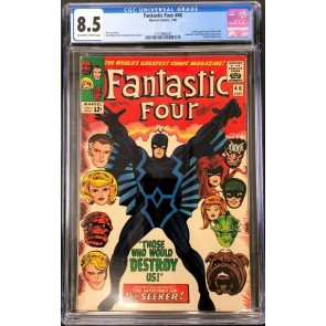 Fantastic Four (1961) #46 CGC 8.5 1st app Black Bolt (2131986004)