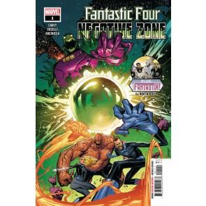 Fantastic Four: Negative Zone (2019) #1 VF/NM Kim Jacinto Cover