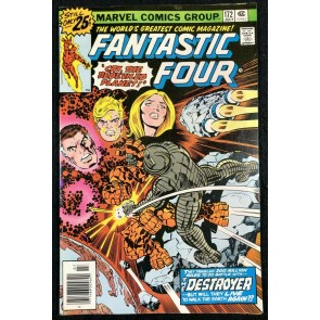 Fantastic Four (1961) #172 FN/VF (7.0) Destroyer Galactus High Evolutionary app