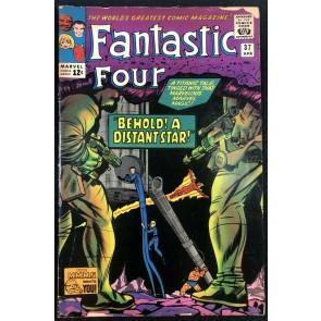 Fantastic Four (1961) #37 GD (2.0)