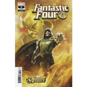 Fantastic Four (2018) #9 (#654) VF/NM Mystery Variant Cover Marvel Strike Force