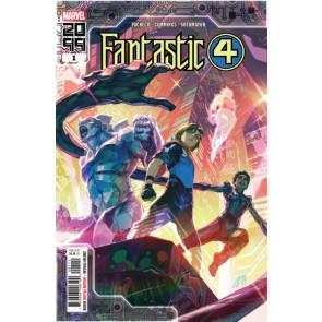 Fantastic Four 2099 (2019) #1 VF/NM Toni Infante Cover