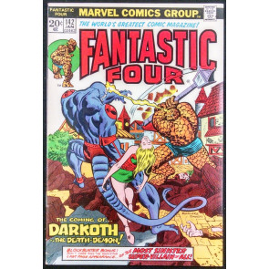 FANTASTIC FOUR #142 FN/VF 1ST APPEARANCE DARKOTH
