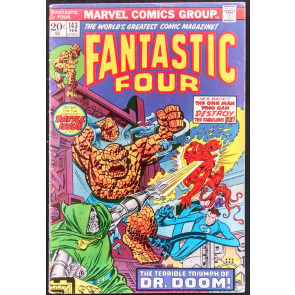 FANTASTIC FOUR #143 VG/FN DR. DOOM
