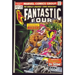 FANTASTIC FOUR #144 VF/NM DR. DOOM