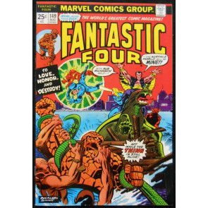 FANTASTIC FOUR #149 VF+ SUB-MARINER