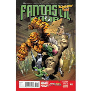 FANTASTIC FOUR (2012) #10 NM MARVEL NOW!